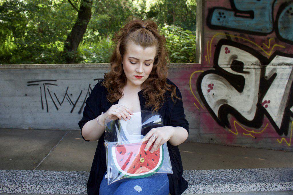 Bloggerstyle und Streetstyle: Outfitidee für einen kühlen Sommertag