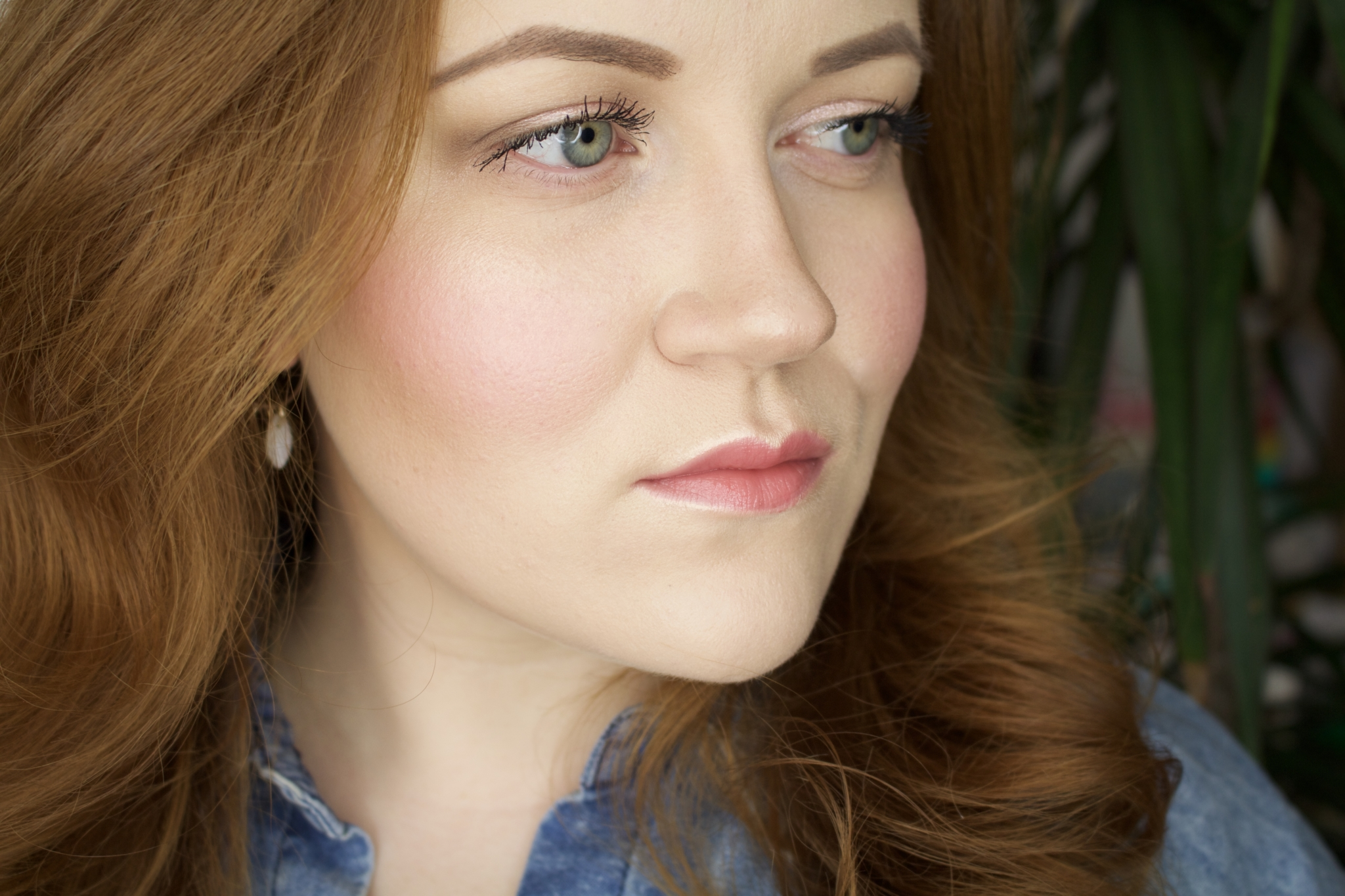 Glowy Teint - Mein Oster Make-up Look: peach & glowy mit Lancome & YSL - Beauty Blog Leipzig