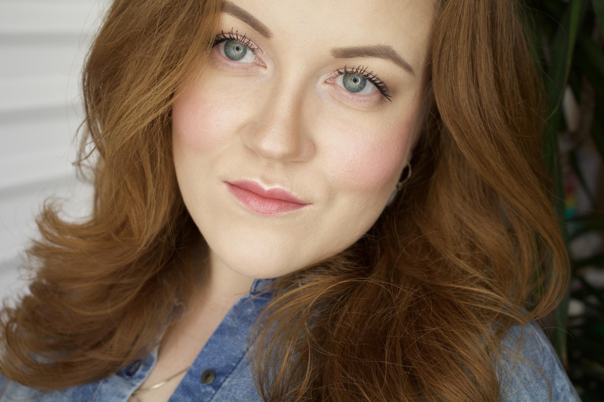 Fertiger Look - Mein Oster Make-up Look: peach & glowy mit Lancome & YSL - Beauty Blog Leipzig