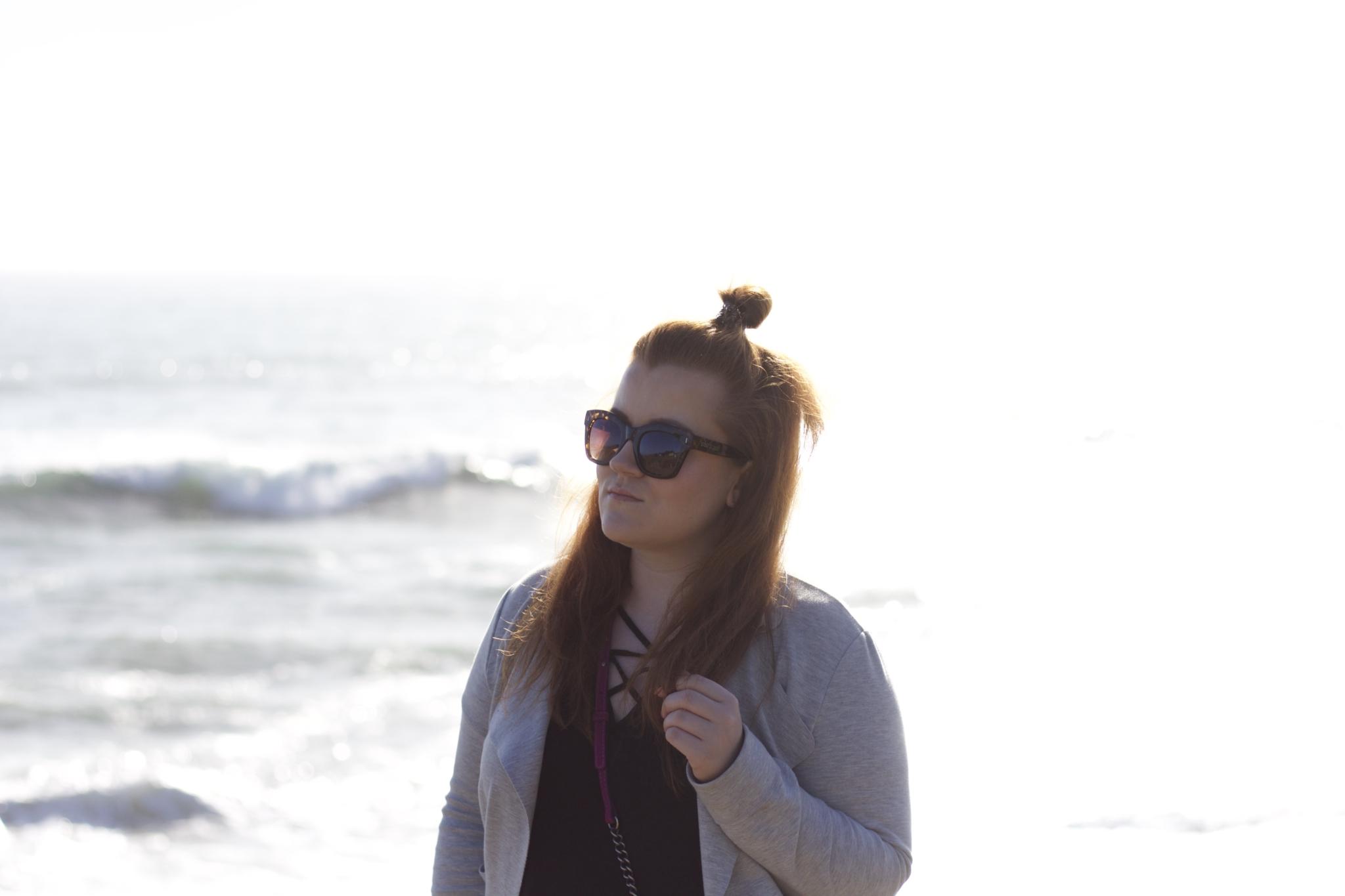 """Beitrag: """"travel thoughts: Wenn du bereits am ersten Tag angekommen bist"""" mit Reisetipps Highways Nummer 1 und 101 entlang der kalifornischen Küste - Bloggerin aus Leipzig Daniela"""