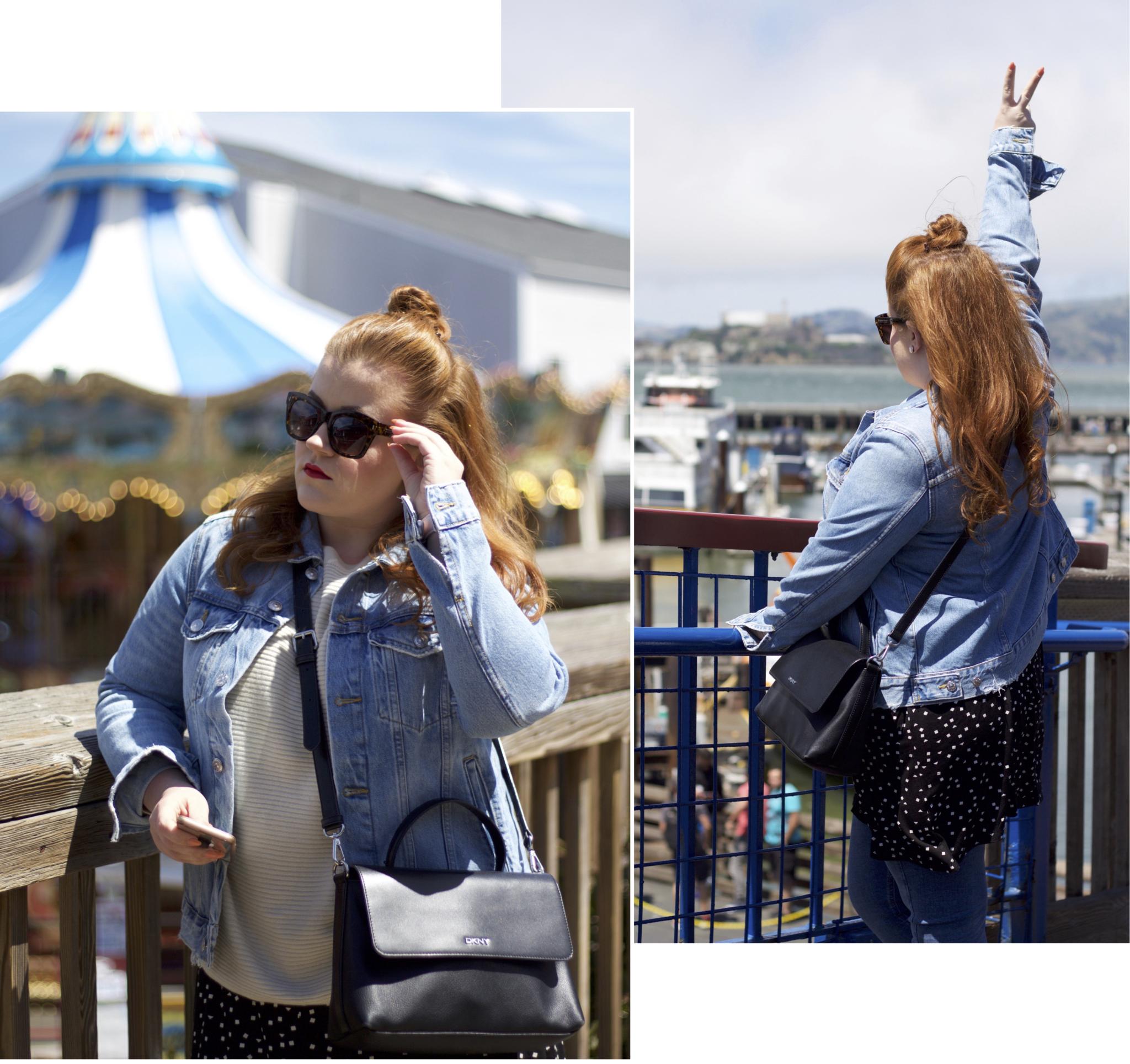 Aussicht am Pier 39 - Ein Tag am Pier 39 in San Francisco - Erlebnisse und 5 Tipps für einen Tag am Pier 39 - Reise Blogger Tipps