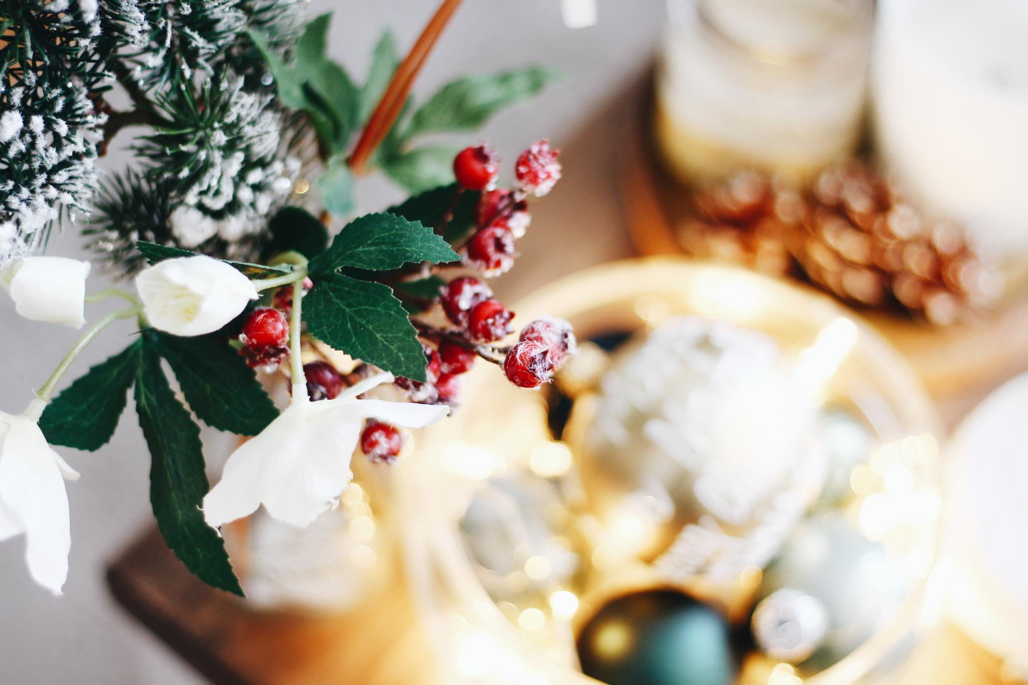 Nahaufnahme - 5 Tipps & Ideen für die eigene Weihnachtsdekoration - Lifestyle Blog Leipzig