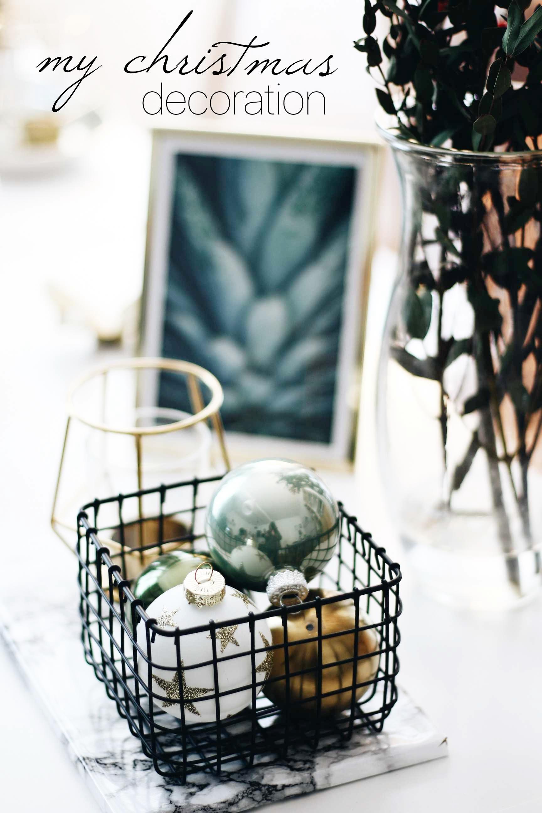 5 Tipps & Ideen für die eigene Weihnachtsdekoration - Lifestyle Blog Leipzig