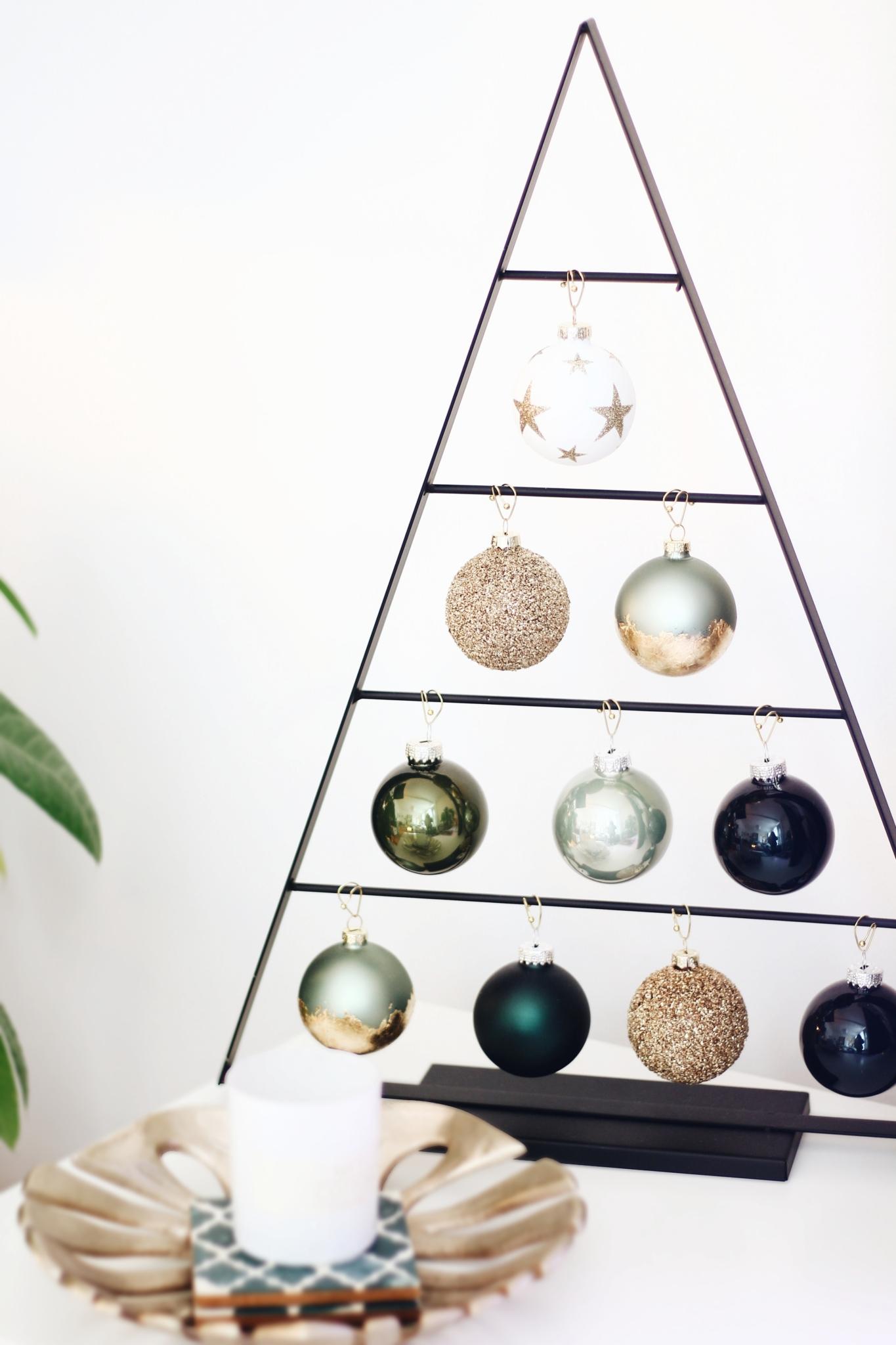 alternativer Weihnachtsbaum - 5 Tipps & Ideen für die eigene Weihnachtsdekoration - Lifestyle Blog Leipzig