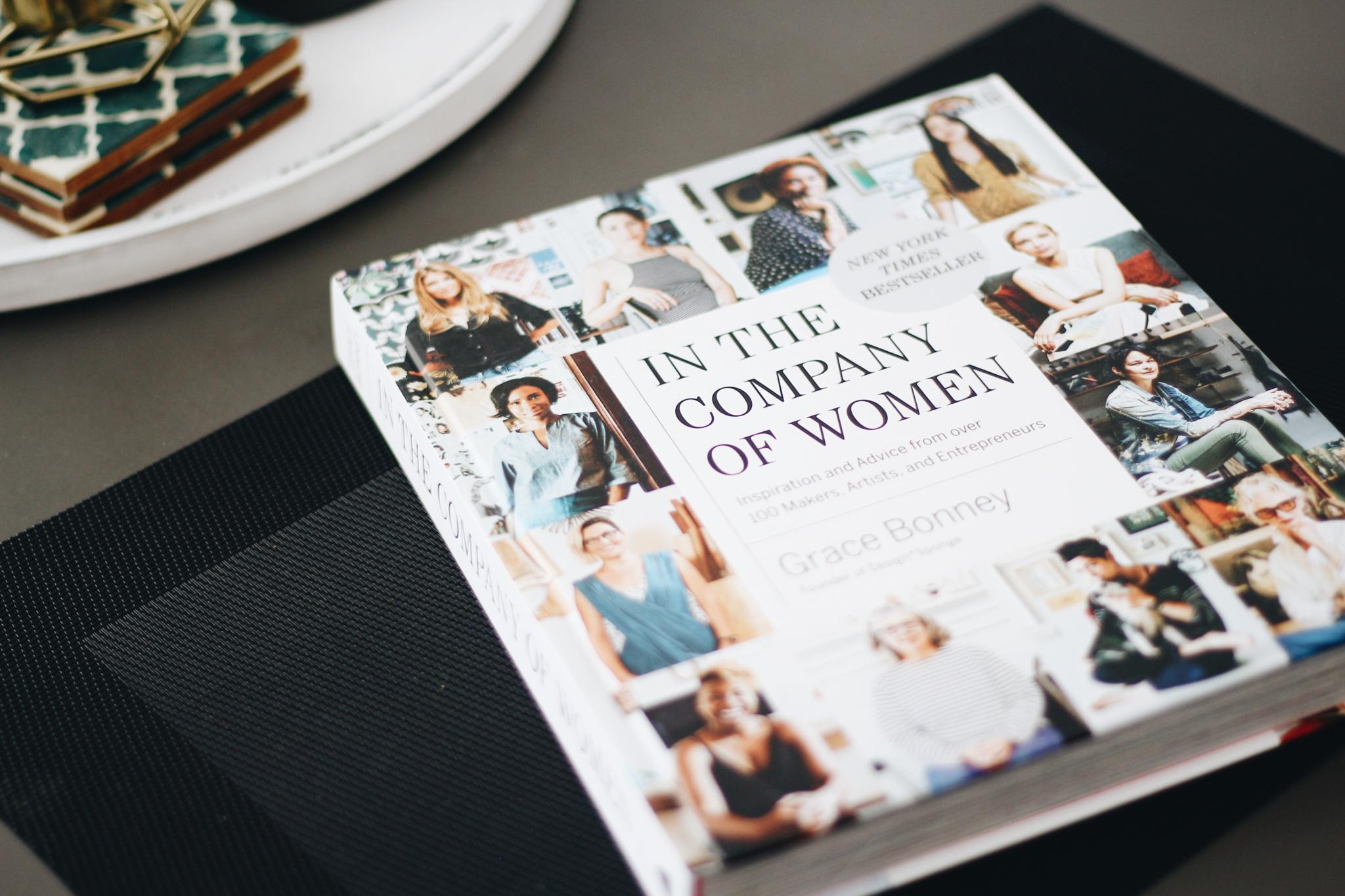 """Cover des Buches: Buchvorstellung: """"In The Company Of Woman"""" von Grace Bonney - vorgestellt vom Lifestyle Blog aus Leipzig"""