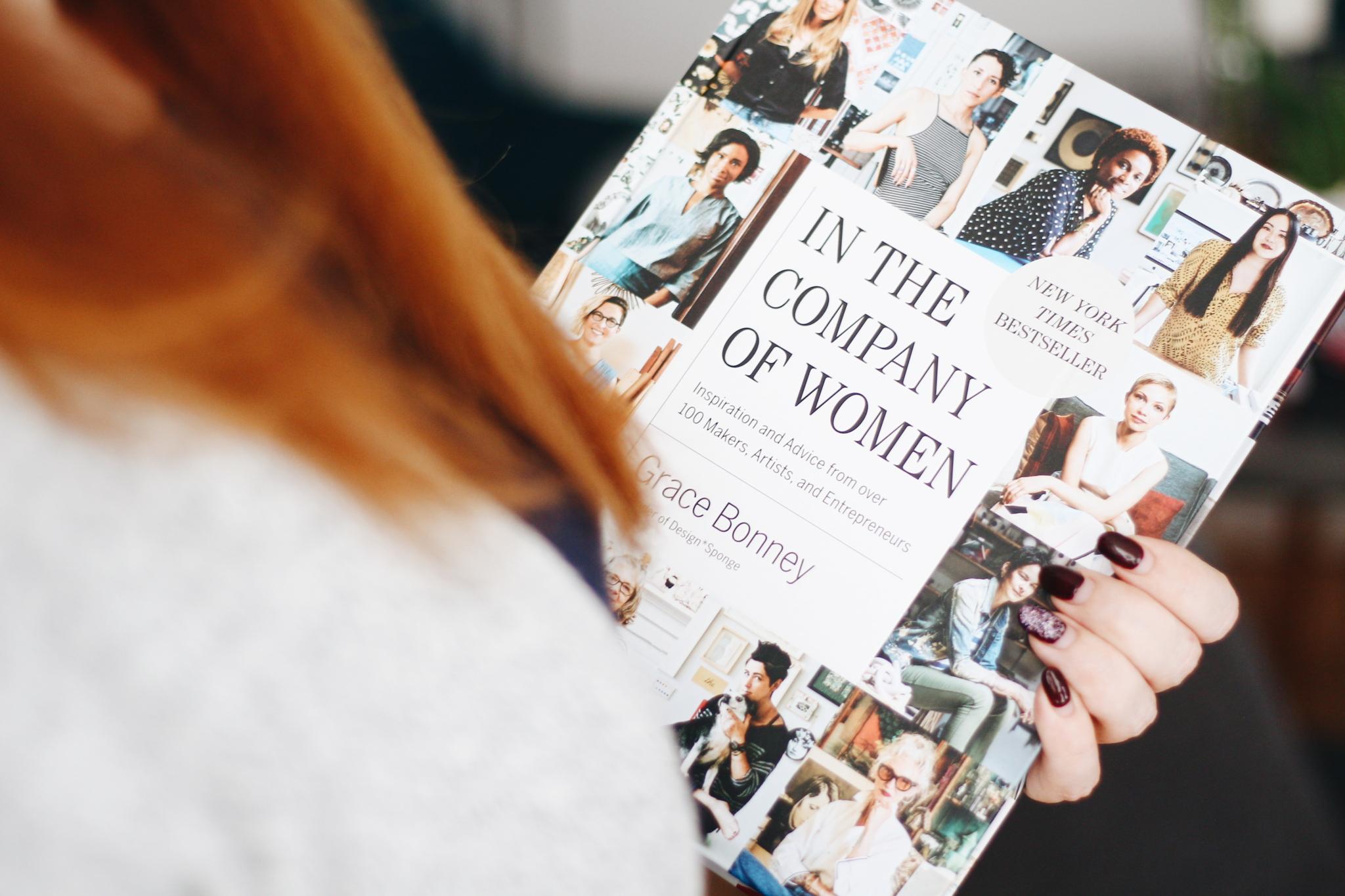 """Titelbild: Buchvorstellung: """"In The Company Of Woman"""" von Grace Bonney - vorgestellt vom Lifestyle Blog aus Leipzig"""