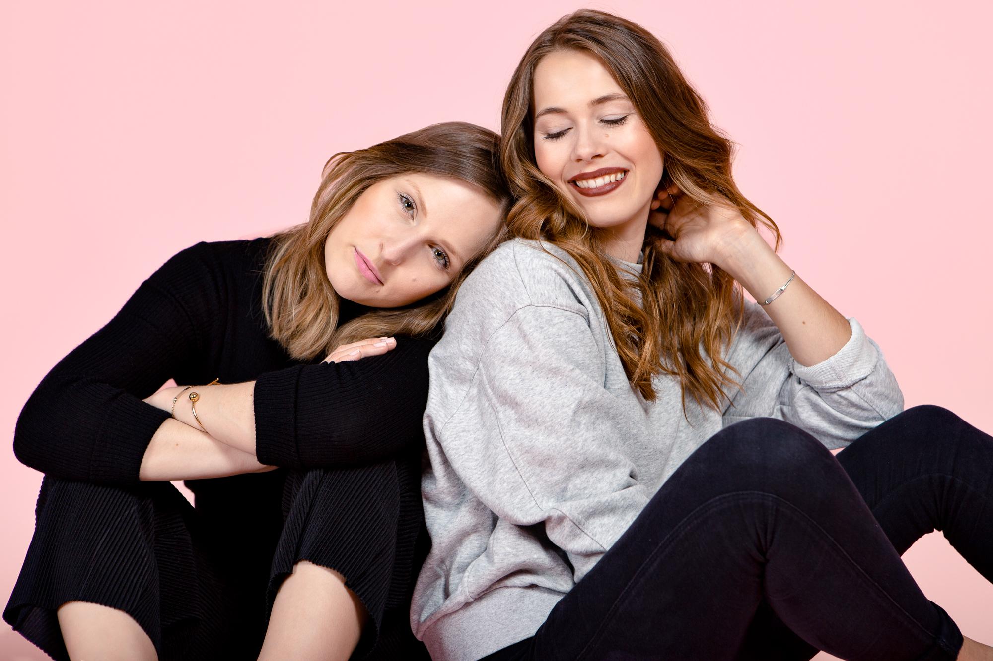 Die beiden Gründerinnen von The Female Company - Bio-Tampons mit einer Message - mit Interview der beiden Gründerinnen