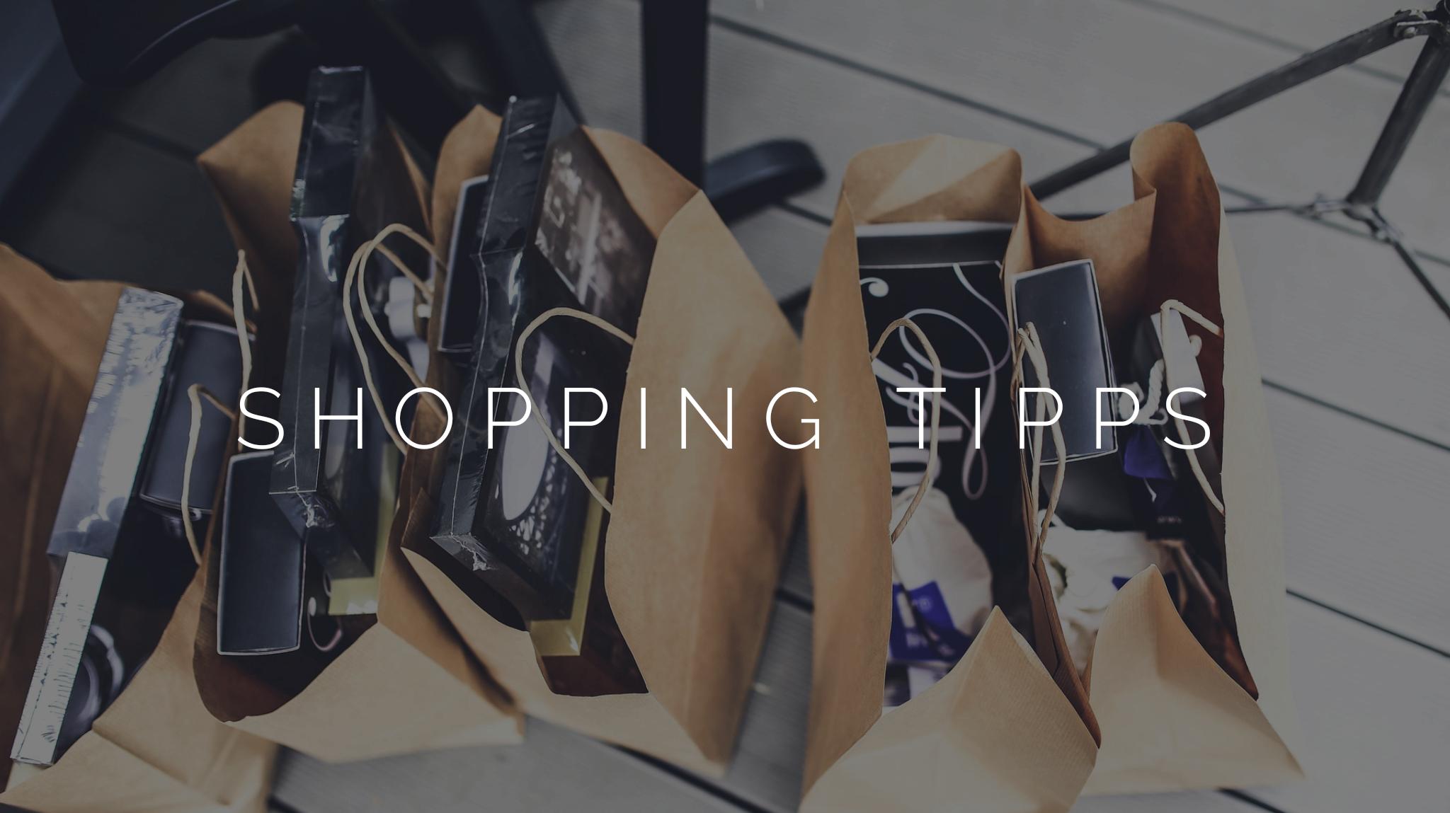 Shopping Tipps für Black Friday und Cyber Monday 2018
