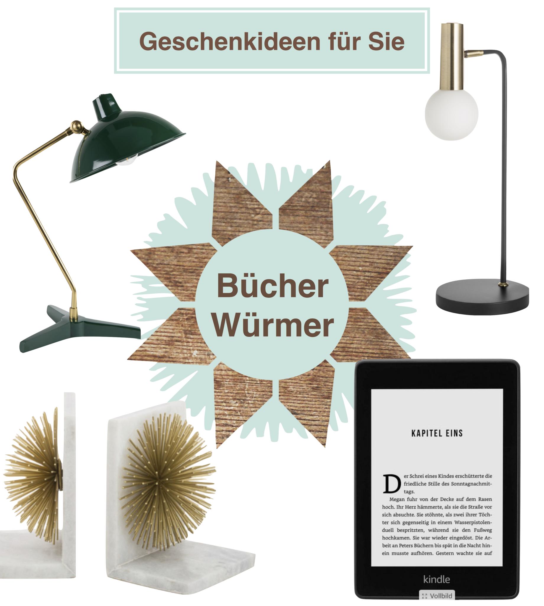 Übersicht: Die besten Weihnachtsgeschenke für Frauen und Bücherwürmer