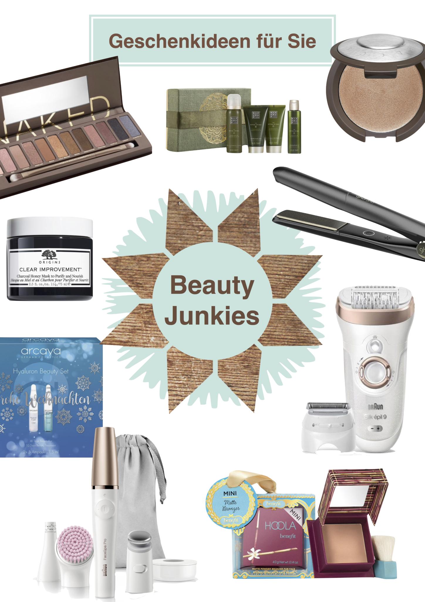 Übersicht: Die besten Weihnachtsgeschenke für Frauen und Beauty Fans