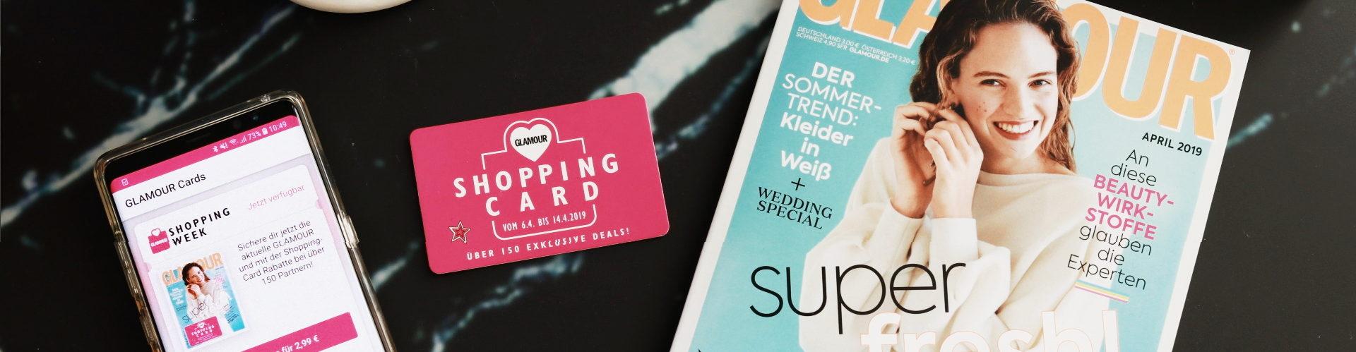 Glamour Shopping Week Partner Herbst 2020