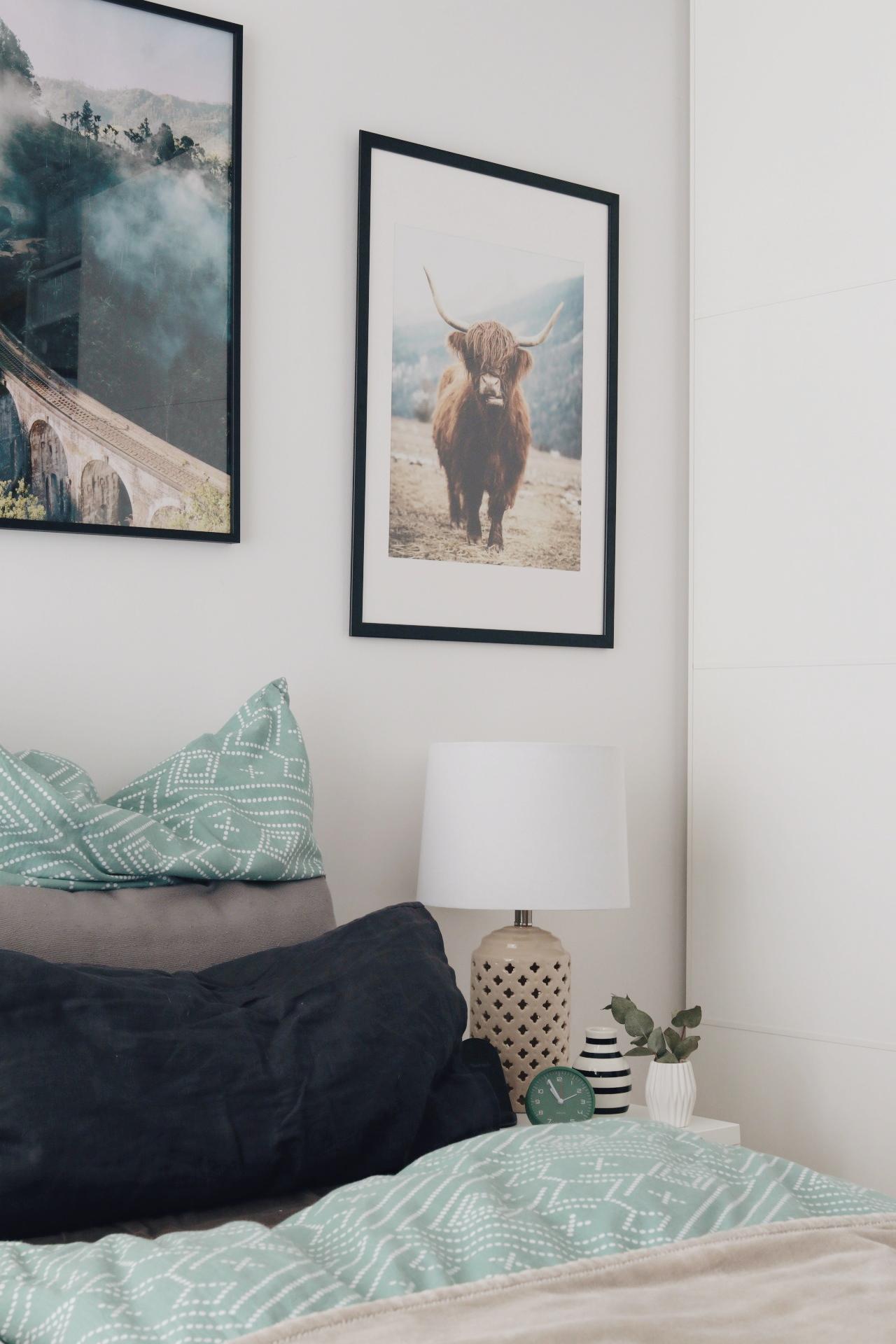 Moderne Wandbilder für das Schlafzimmer: Tipps für mehr Gemütlichkeit Bild 3