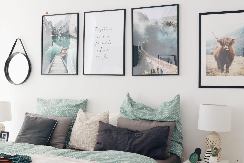 Moderne Wandbilder für das Schlafzimmer: Tipps für mehr Gemütlichkeit Bild 2