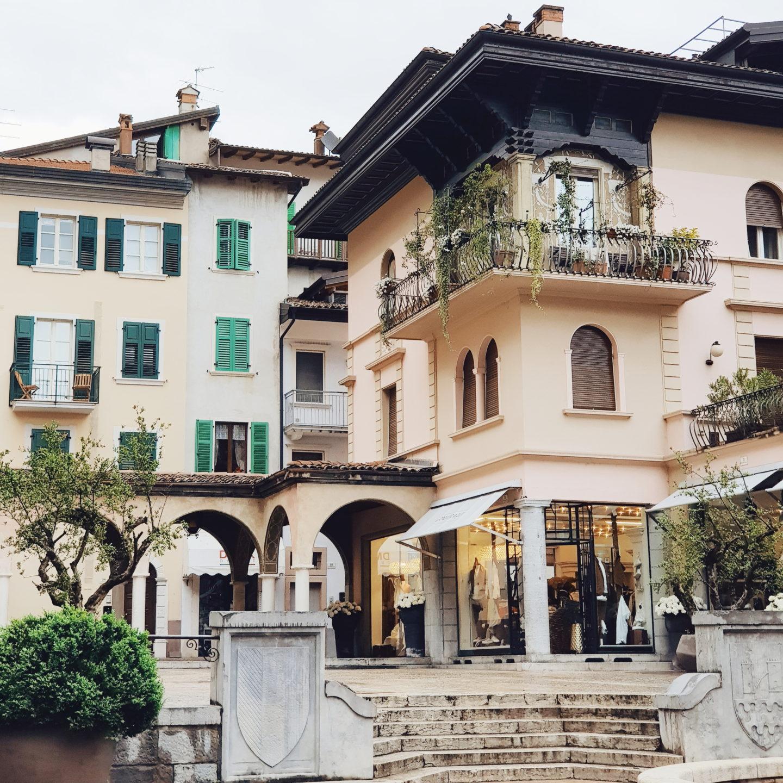 Italien Urlaub, Gardasee, Limone, Riva, Malcecine