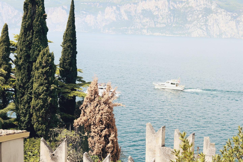 Italien Urlaub, Gardasee, Limone, Riva, Malcesine