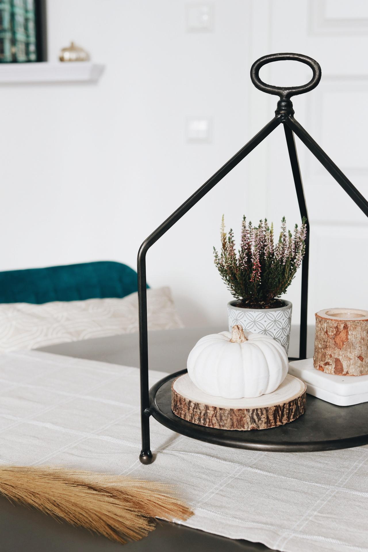 Die Etagere als Dekotrend: Stilvoll dekorieren
