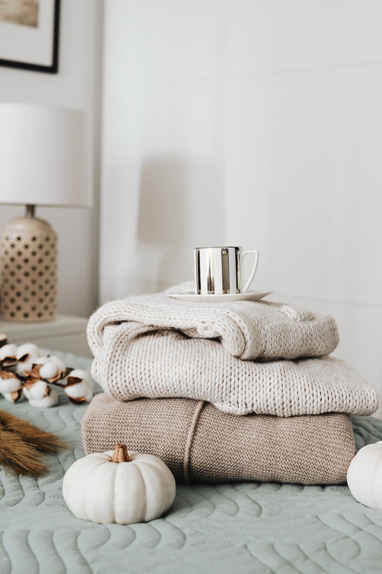 Gemütlichkeit zu Hause: Die 5 besten Tipps für mehr Wohnambiente