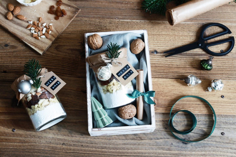 DIY Weihnachtsgeschenk aus der Küche: Last Minute Wichtelgeschenk