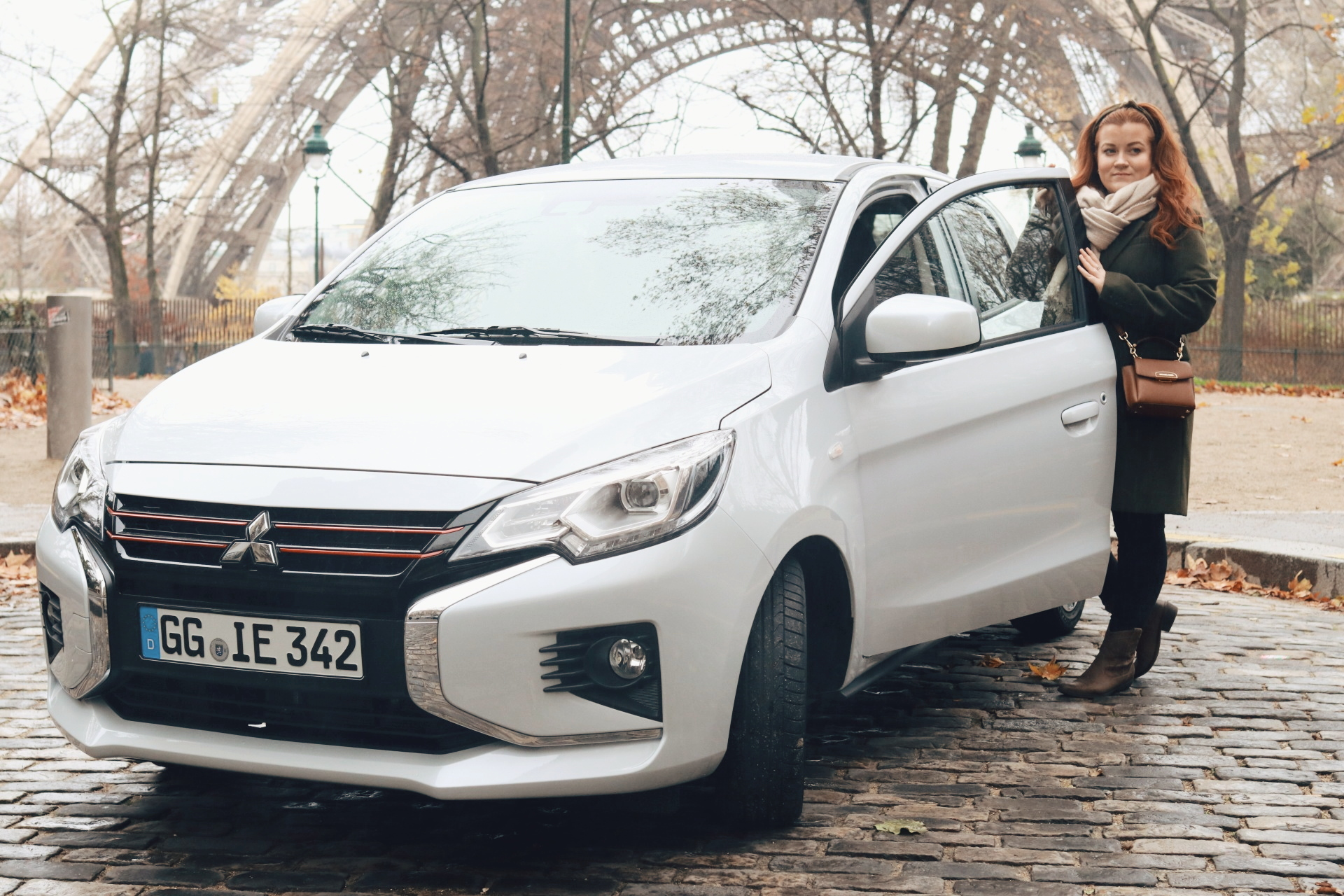 Mein perfekter Tag in Paris mit Mitsubishi Motors