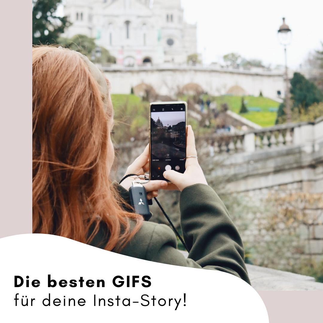 Auflistung: Die besten GIFs für schöne Instagram-Storys