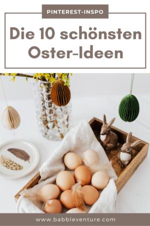 die 10 schönsten Osterideen von Pinterest zum Nachmachen