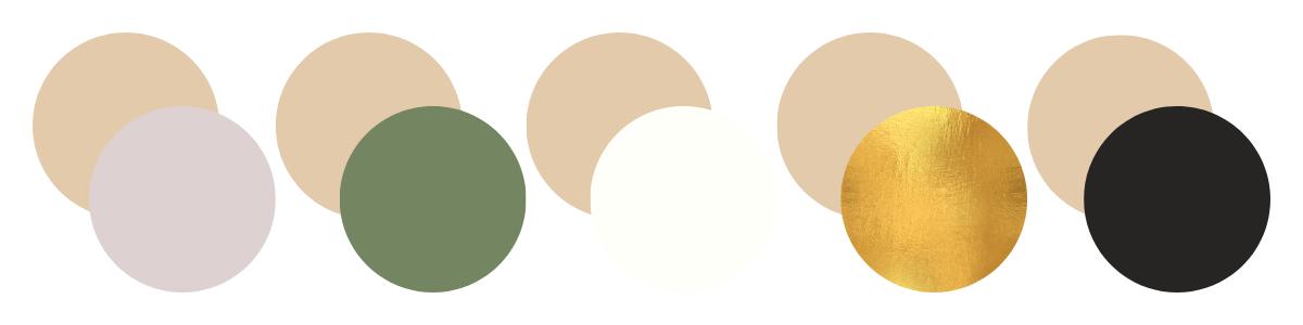 Wohnideen in Beige: Wohnen & Einrichten mit der Trendfarbe - die besten Farbkombinationen mit Beige