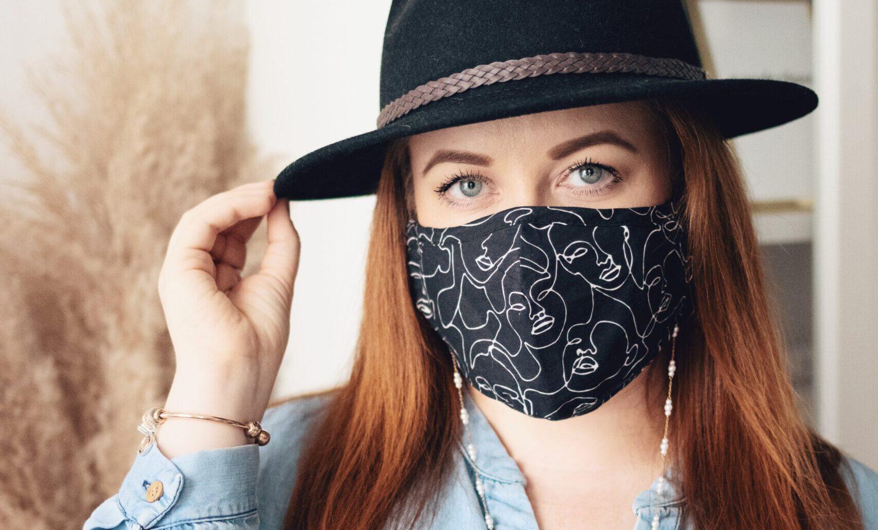Maskne: Tipps gegen Hautunreinheiten durch Mundschutz