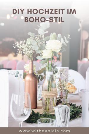 DIY Boho-Hochzeit mit Industrie Flair in Leipzig
