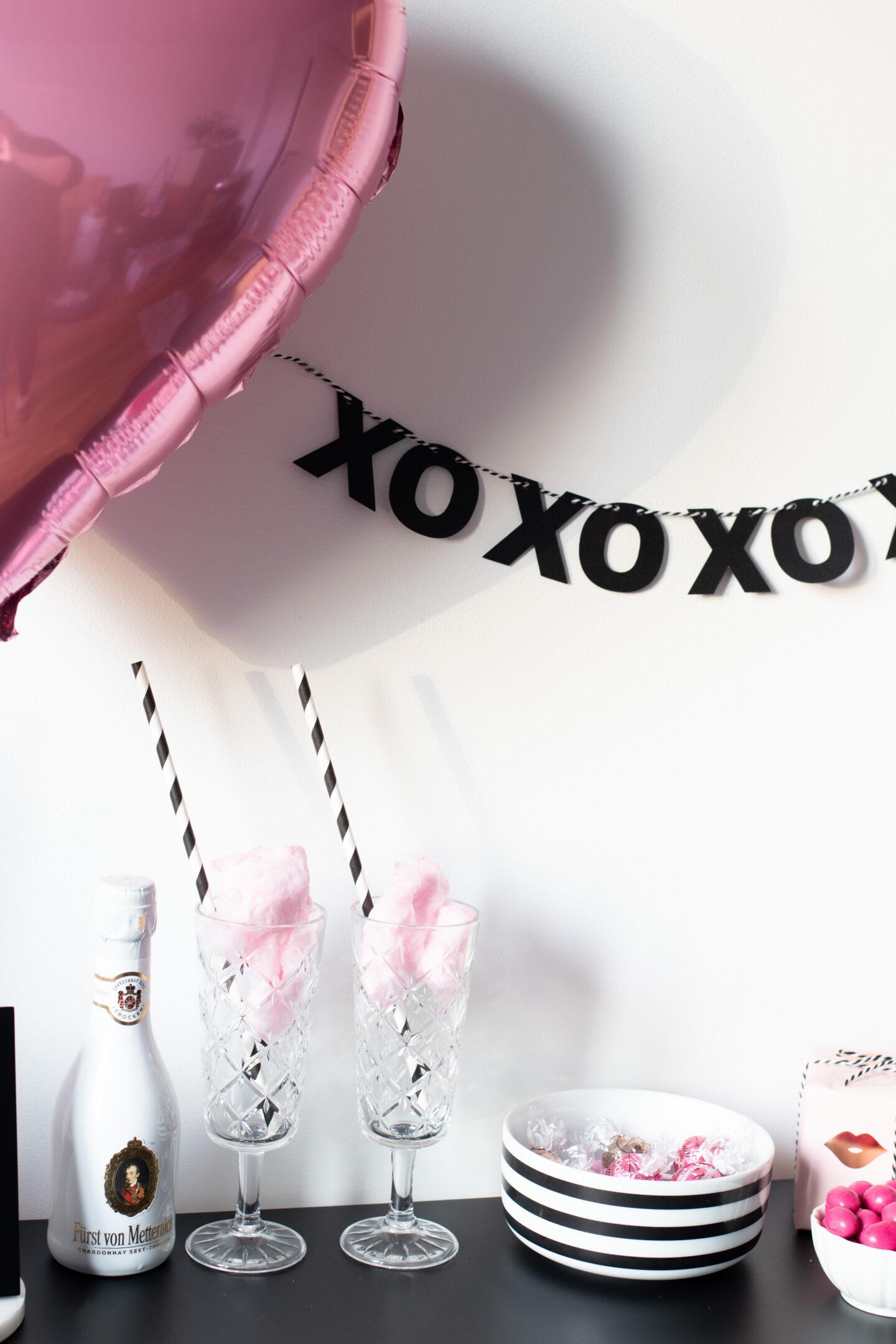 Valentinstag im Lockdown: Romantische Ideen für zu Hause