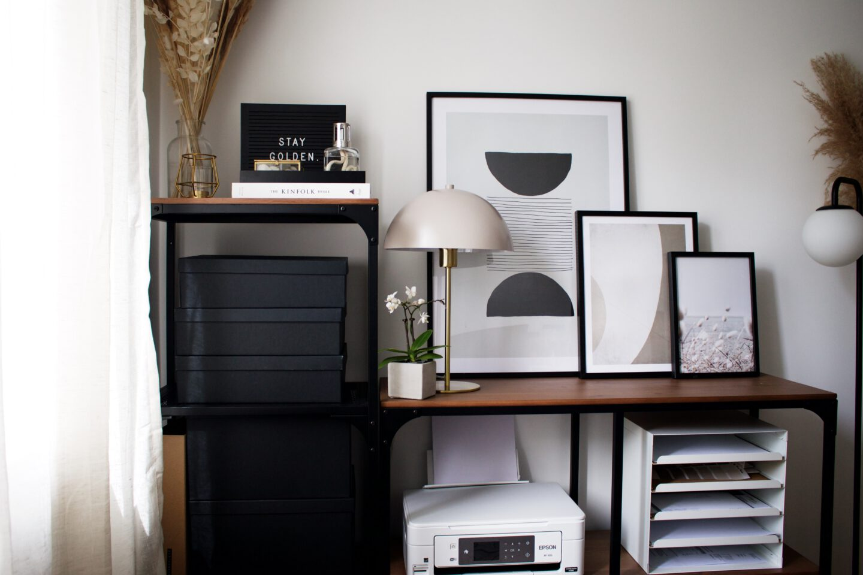 Wandbilder für das Büro: Inspiration & Tipps für eine moderne Bilderwand